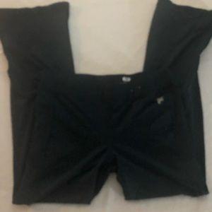 Nave Blue Women's workout pants FILA brand size L